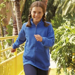Classic 80/20 kids sweatshirt jacket