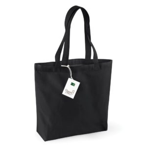 WM180 Organic cotton shopper